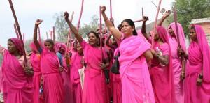 Rosa Frauenpower: die Gulabi Gang